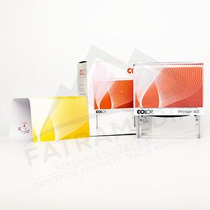 Pečiatka COLOP printer 40 biela FatraMedia