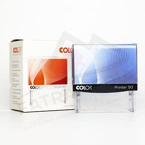 Pečiatka COLOP printer 50 čierna FatraMedia