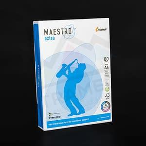 Kopírovací / Kancelársky papier Maestro Extra A4 80g FatraMedia Ružomberok