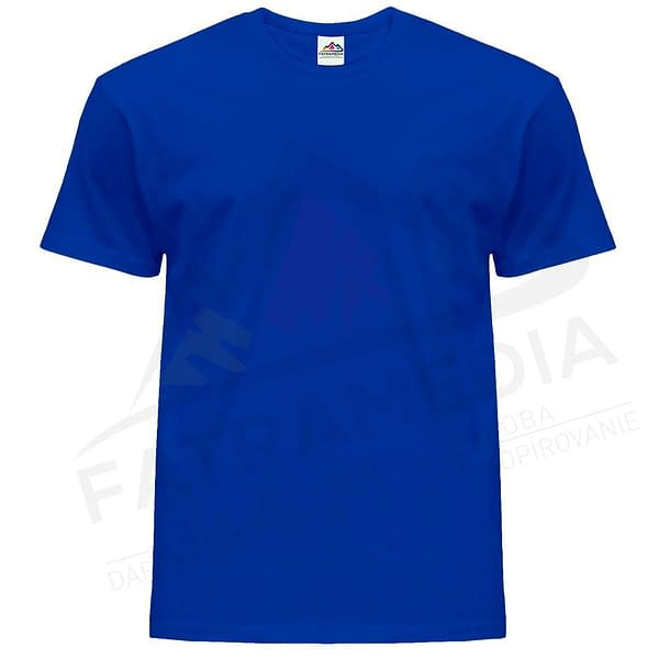 Potlač pánskeho trička FatraMedia Ružomberok - tlač tričiek