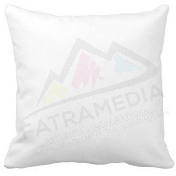 Potlač štvorcového vankúša FatraMedia COPY Ružomberok