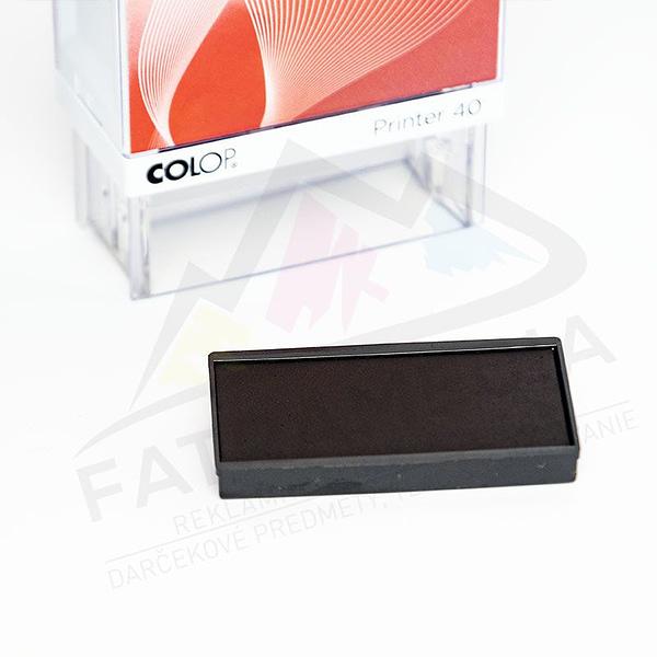 Pudška COLOP E40 pre pečiatku Printer 40 FatraMedia Ružomberok