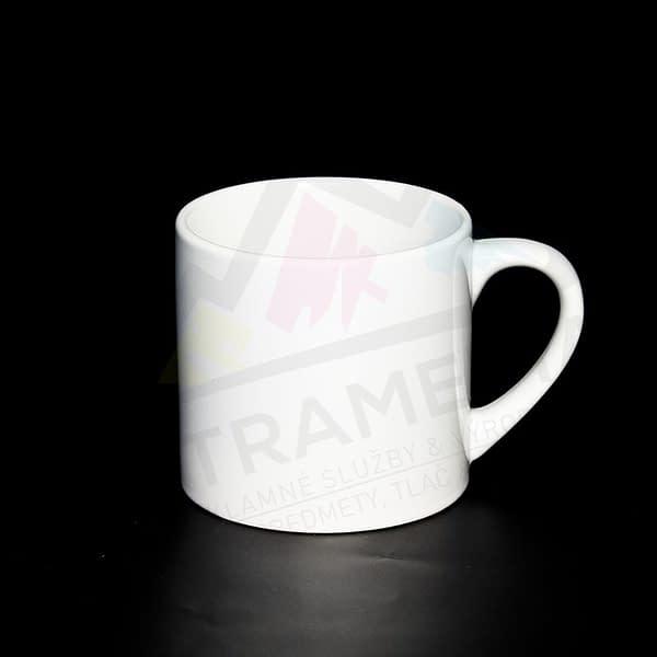Malý hrnček espresso lungo s potlačou FatraMedia Ružomberok