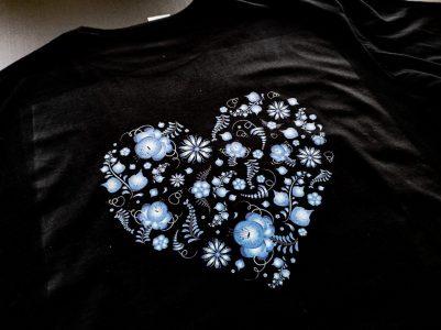 Potlač textilu, tlač tričiek Ružomberok FatraMedia