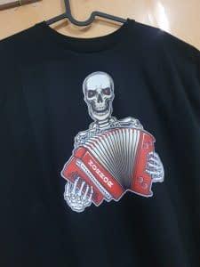 Digitálna potlač textilu, potlač oblečenia, potlač tričiek na želenie za výhodné ceny Ružomberok FatraMedia